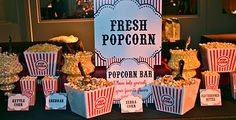 Jackie Sorkin's Fabulously Fun Candy Girls, Candy World, Candy Buffets & Event Industry Bl: Gourmet Popcorn Buffet Station & Favors! Popcorn & Snack Bar Catering. Weddings, Mitzvahs & Corporate Events. Los Angeles, Orange County, San Diego