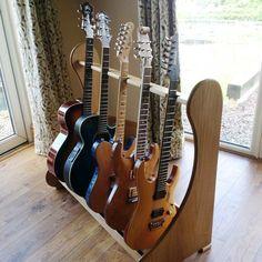 Pentad Guitar stand