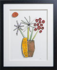 Large View Kimmy Cantrell, Handmade Tiles, Mosaics, Sculpture, Motivation, Diy, Art, Bricolage, Mosaic