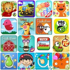 16 Apps toddlers & parents love. We use some of these at our house and are excited to check out some new ones from this list.