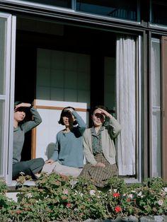 Chino Otsuka, Generations, 2000 - So perfect.