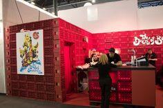 Milk Crates Galore Mobile World Congress, Community Space, Milk Crates, Content, Create, Inspiration, Ideas, Shop, Image