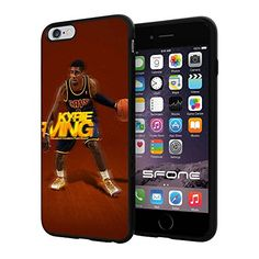 "NBA Basketball Player Kyrie Andrew Irving Cleveland Cavaliers, Cool iPhone 6 Plus (6+ , 5.5"") Smartphone Case Cover Collector iphone TPU Rubber Case Black Phoneaholic http://www.amazon.com/dp/B00WGX5TJ6/ref=cm_sw_r_pi_dp_MtPpvb1YPJMFG"