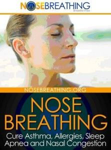 Nose Breathing Benefits: End Asthma, Snoring and Sleep Apnea. Breathing through the nose has many benefits. Breathing through the mouth, many negatives. So, nose breathing 24 hours a day is extremely important for those who desire the longest and most healthy life.