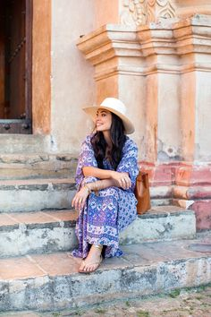 With Love From Kat // Exploring Colorful Chiapas