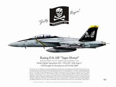 Jolly Rogers paint job looks nice on the Super Hornet, almost as good as it did on the Tomcat.