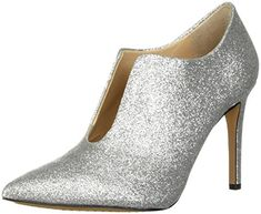 Vince Camuto Womens METSEYA Pump Radiant Silver 85 M US ** Learn more by visiting the image link. (This is an affiliate link)