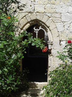 Cloître gothique, collégiale St Pierre, La Romieu, Gers, Midi-Pyrénées, France. | Flickr - Photo Sharing!
