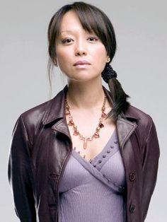 Naoko Mori as Toshiko Sato: Torchwood Naoko Mori, Doctor Who Companions, Captain Jack Harkness, Alex Kingston, Tv Doctors, John Barrowman, Sci Fi Tv, Billie Piper, Torchwood