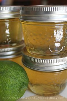lime jelly recipe