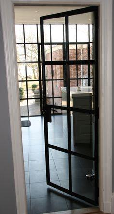 Stalen deur | www.simply-steel.nl