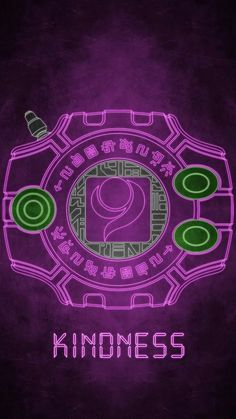 Digivice Crest Of Kindness