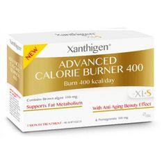 Xanthigen quema hasta 400 Kcal por día, equivalente a correr durante una hora.  http://www.farmaciaexpres.com/dietetica/quemagrasas/xls-xanthigen-90-capsulas.html