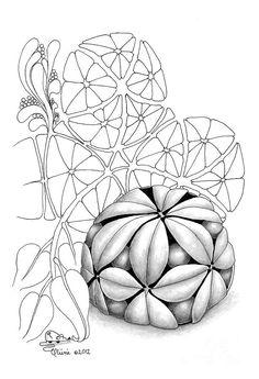 Zentangle, Doodle