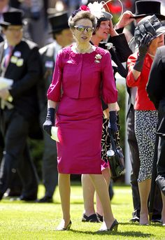 HRH Princess Anne, The Princess Royal attends day two of Royal Ascot at Ascot Racecourse on June 2010 in Ascot, England. Get premium, high resolution news photos at Getty Images Princess Elizabeth, Royal Princess, Queen Elizabeth Ii, Princess Diana, Royal Uk, Royal Ascot, Princesa Anne, Lady Ann, Royal Crown Jewels