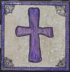 Purple Cross