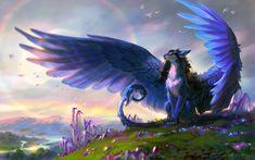 Fantasy Wolf, Fantasy Dragon, Fantasy Art, Mythical Creatures Art, Magical Creatures, Fantasy Creatures, Creature Drawings, Animal Drawings, Adventure Time Girls