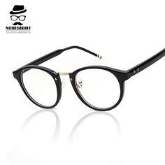 4c5050b5f1a Cute Style Vintage Glasses Women Frame Round Eyeglasses Optical Oculos  Femininos Gafas Metal Bridge 2016