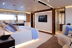 Interior images of Heesen Amore Mio revealed - Yacht Harbour