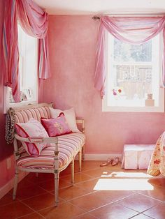 every girl should have a pink room at one time in their lives