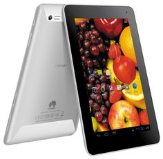 """Huawei MediaPad 3G Light, 17,8cm (7""""), 1,2GHz   Great Tablet. Read more at: http://www.squidoo.com/workshop/best-chinese-tablets#module167964762"""