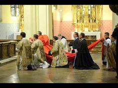 MISSA PONTIFICALIS 2016 (cardinali Burke)