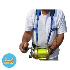 We are open! - All orders shipped in 1-2 Business days! Stand-up Fishing Harness for Offshore Big Game Fishing #fishing #fishinglife #angler #saltwaterfishing #saltwater #saltwaterlures #fishingtrip