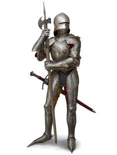 Medieval, Dnd Art, Sci Fi Fantasy, Coincidences, Paladin, Horror Art, 15th Century, Character Illustration, Saga