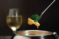 Happy National Cheese Fondue Day! Get tips & recipes  for doing the 'due. Try Bourbon Bacon Cheddar fondue & more!