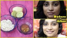 Natural Facial At Home in 10 Minutes For Instant Glowing Fairer Fresh Looking Skin Beauty Care, Beauty Skin, Beauty Tips, Overnight Hair Mask, Natural Skin Whitening, Whitening Face, Salt Face Scrub, Skincare Blog, Face Scrub Homemade