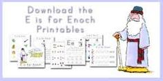 enoch activities for children - Google Search