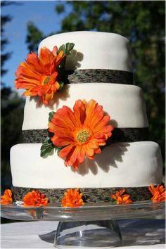 Camo Wedding Cakes | Camo Wedding Cakes Our camo wedding cake – first wedding