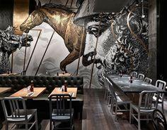 Beef & Liberty Restaurant (gourmet burger restaurant in Hong Kong) Design studio spinoff Jan 2014