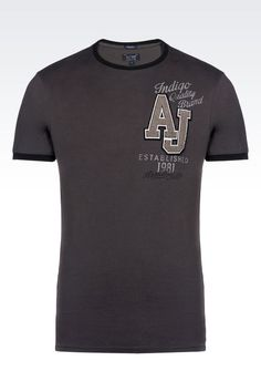 T-SHIRT IN COTTON JERSEY WITH LOGO PRINT 3 sold, 18 in stock