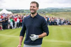 beautiful smile ♡ Jamie Dornan