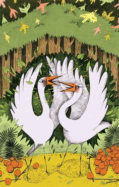 Some Angry Birds : Julianna Brion - Portfolio
