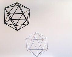 Michiel Cornelissen Icosahedron Pencil Mobile