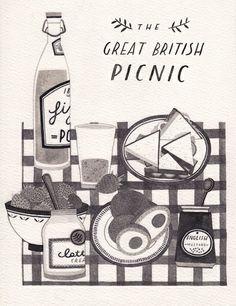 Food Illustration - Laura Callaghan Illustration