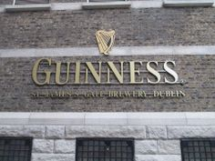 Travel Goals: Guinness Storehouse tour in Dublin, Ireland Dublin Ireland, Ireland Travel, Guinness Storehouse Dublin, Guinness Brewery, Goodbye For Now, Backpacking Europe, Being In The World, St Patricks Day, Alcohol