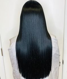 Post with 0 votes and 115 views. Long Silky Hair, Silky Smooth Hair, Long Dark Hair, Super Long Hair, Long Layered Hair, Long Hair Cuts, Long Hair Styles, Beautiful Long Hair, Gorgeous Hair