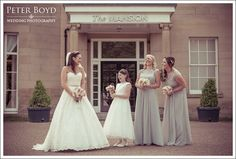 Sam & Paul's Wedding at The Mansion, Leeds Bridesmaid Dresses, Wedding Dresses, Leeds, Flower Making, Ivy, Special Events, Winter Fashion, Wedding Day, Flower Girl Dresses