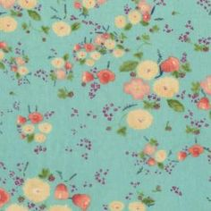 I didn't think i wanted my babies room vintage until I saw this fabric. Too bad it's $22/yard!