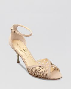 Ivanka Trump Evening Sandals - Tabbi High Heel | Bloomingdale's