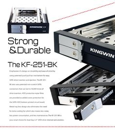Kingwin defines good materials in their produce, quality and excellence in customer service.