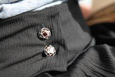 Réalisez cette jupe légère et agréable à porter au look bobo-chic! Un tuto pas à pas à suivre en compagnie de Léa