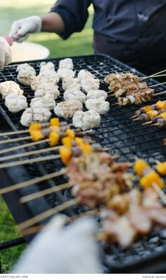 Canapé preparations on the braai Wedding Events, Wedding Ideas, Canapes, Outdoor Life, Finger Foods, Food Inspiration, Real Weddings, Photographers, Food And Drink