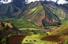 Vale Sagrado, Perú