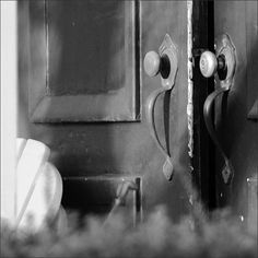 (2) The doors upon their hinges