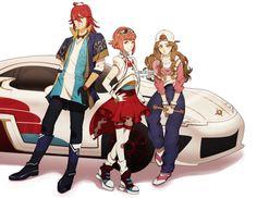 Fire Emblem Fates - Go Team Sakura!