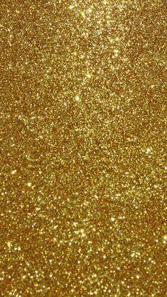 Gold Glitter Wallpaper For iPhone - Best iPhone Wallpaper